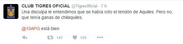 Twitter Tigres