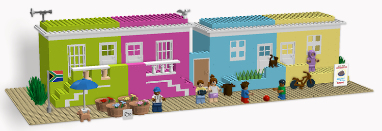 South Africans can help get historic Bo-Kaap on the map by voting in a Lego competition.