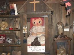 Image result for annabelle real doll