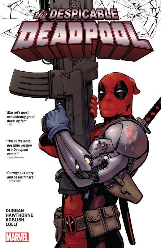The Despicable Deadpool (2019)