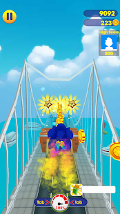 Subway Sonic Surf - Dash & Run - náhled
