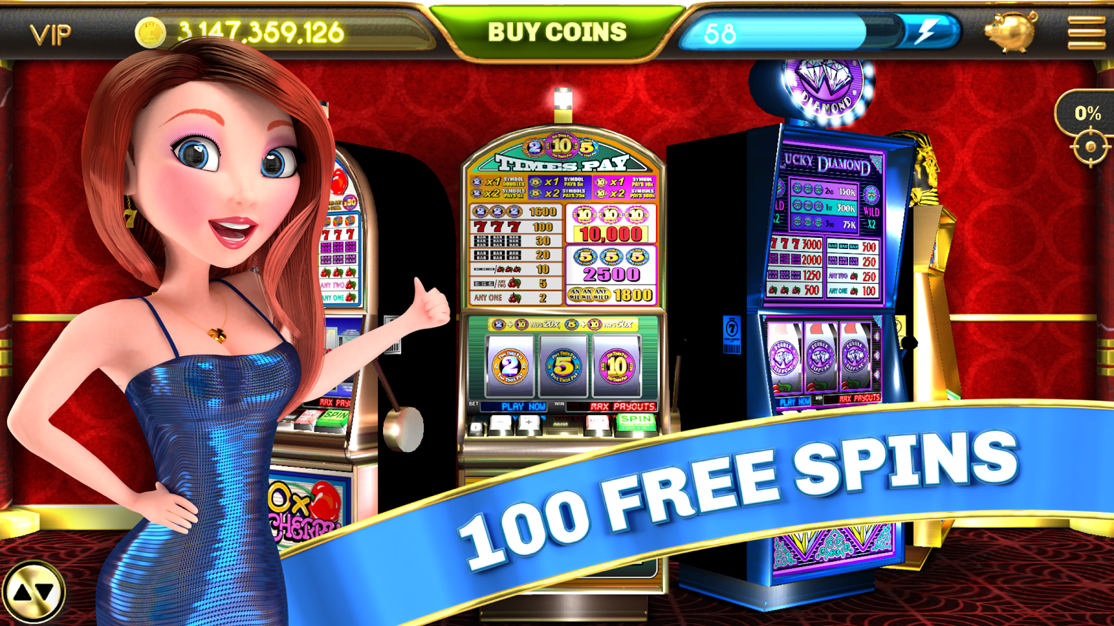 Vegas Tower Casino Free Slots