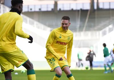 Renaud Emond a réduit le score pour Nantes en Coupe de France