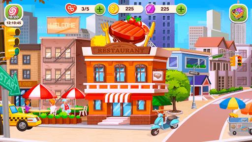 Code Triche Cooking Hot - Un jeu culinaire déjanté APK MOD (Astuce) screenshots 1