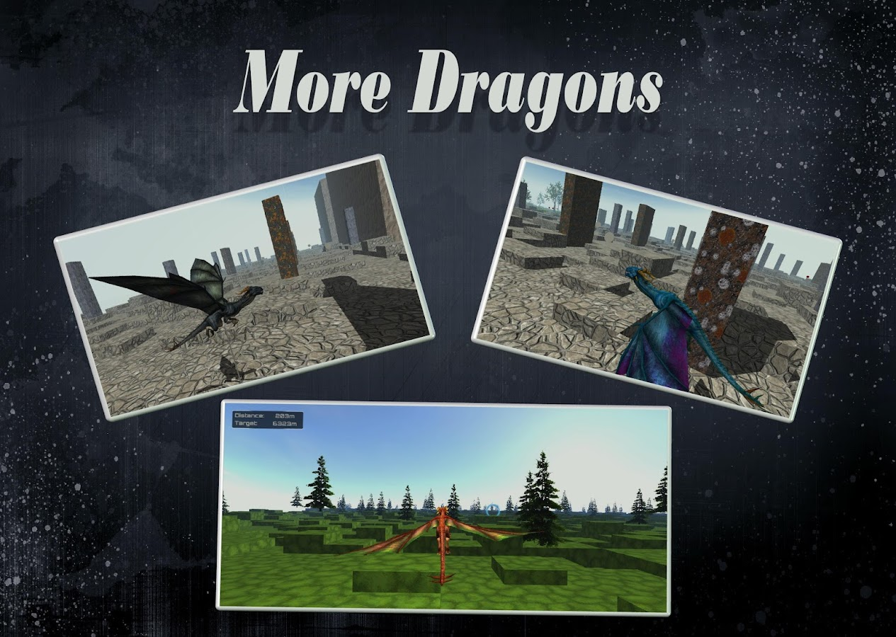 Dragon Flights- screenshot