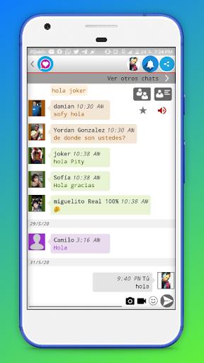 Couple - Chat gratis y citas 9.10 screenshots 3