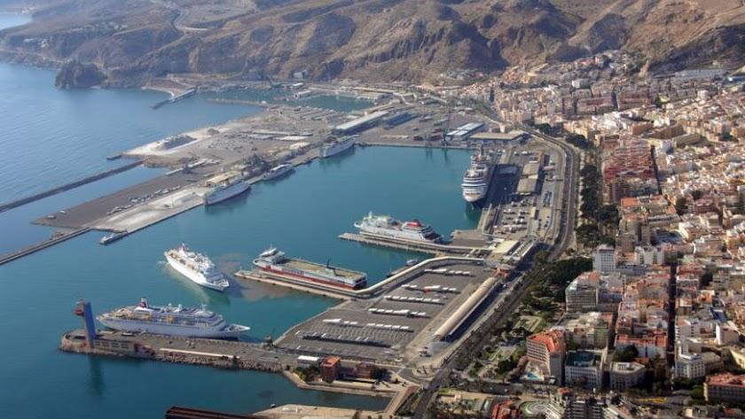 El puerto acogerá hoy el rodaje de una película holandesa.