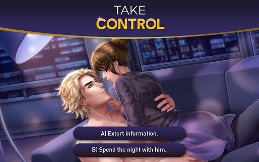 Is It Love? Gabriel - Virtual relationship game apkpoly screenshots 15