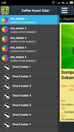 Download Kunci Gitar Lagu Dangdut For Pc