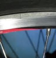 бу велосипед трещина на ободе
