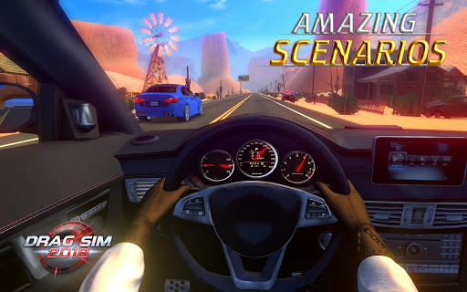 Drag Sim 2018  screenshots 5