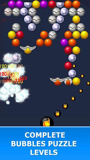 Bubbles Puzzle: Hit the Bubble Free 7.0.16 screenshots 22