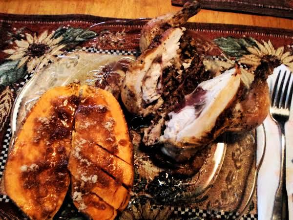 Cornish Hen -n'- Air Fryer Recipe