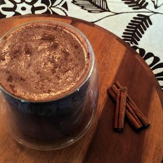 Cinnamon & Clove Hot Chocolate