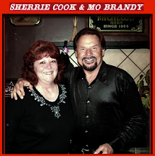 Photo: Sherrie Cook (Troy's Mom) & Mo