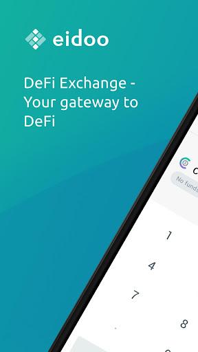 Image of Eidoo: Bitcoin and Ethereum Wallet and Exchange 2.1.2 1