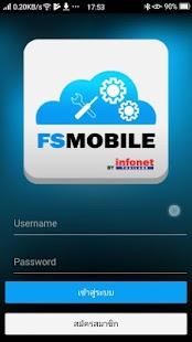FS Mobile - náhled