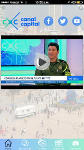 En Vivo Canal Capital screenshot 0