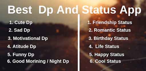 Descargar Status Crunch Best Dp And Status For Whatsapp Para