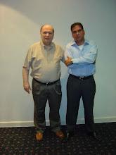 Photo: C.P. Carlos García, Gerente de Planeación Financiera de AHMSA