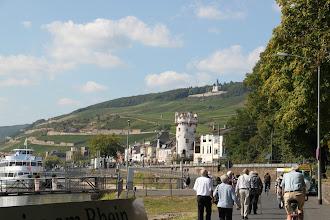Photo: Vandretur i Rüdesheim