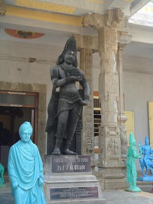 Sculpture Museum Mahabalipuram @ Song About Jen