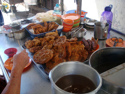 Penang Food Stall @ Song About Jen
