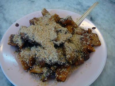 Penang Road Rojak @ Song About Jen