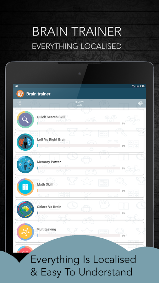 Brain Training- screenshot