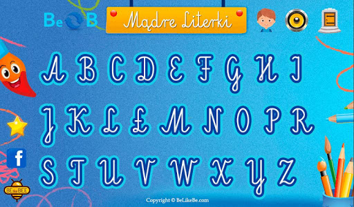 Mądre Literki LITE - Nauka pisania liter alfabetu screenshot 7
