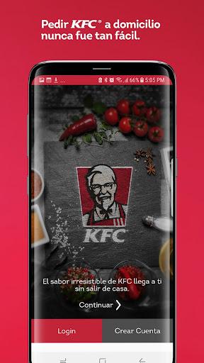 KFC Ecuador for Android apk 1