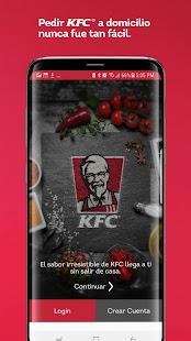KFC Ecuador - náhled