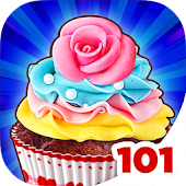Cupcake Maker: Food Chef Game