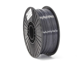 Jet Grey PRO Series PLA Filament - 1.75mm (1kg)
