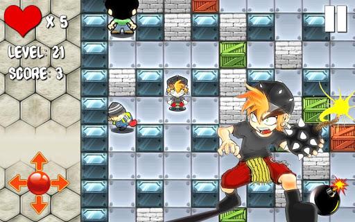 Bomber Boom Kid - Fun Game