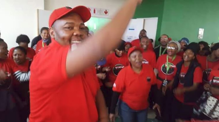 #NEHAWU remains unshaken on its demand of a 10% increase across board at the Durban University of Technology (DUT) and will continue with the industrial action