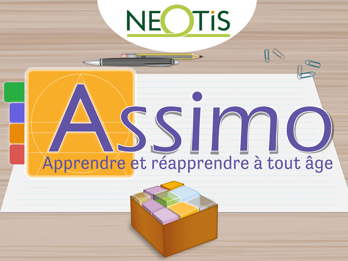 Assimo Touch Free – Capture d'écran