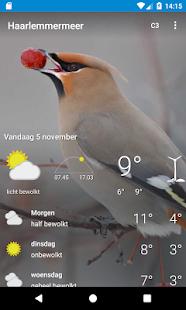 Haarlemmermeer - Weer - náhled