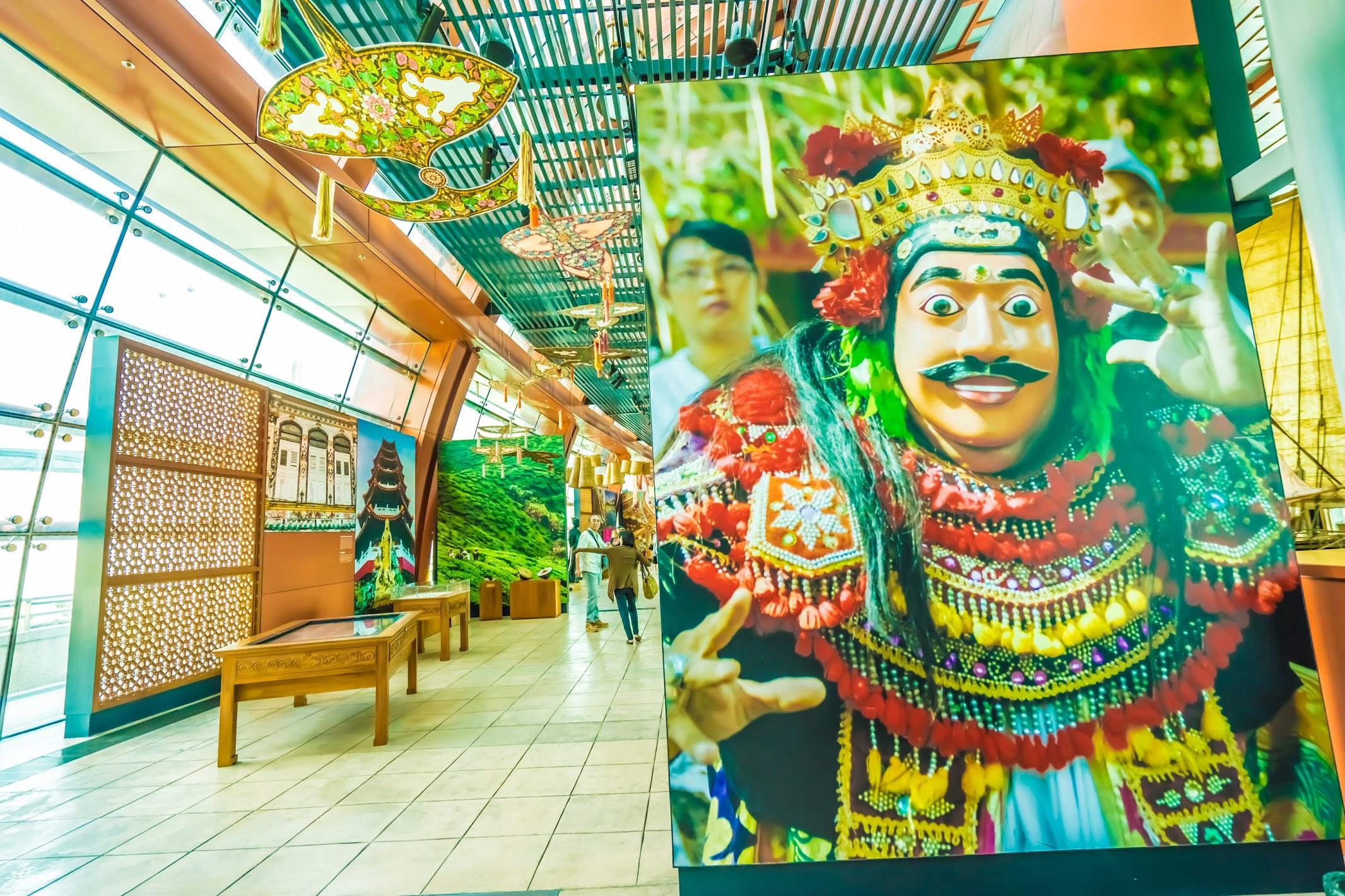 シンガポール セントーサ島 マリタイム・エクスペリエンシャル・ミュージアム1