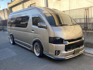 ハイエース  コミューターのカスタム事例画像 Yuta.com8888さんの2021年04月01日11:48の投稿