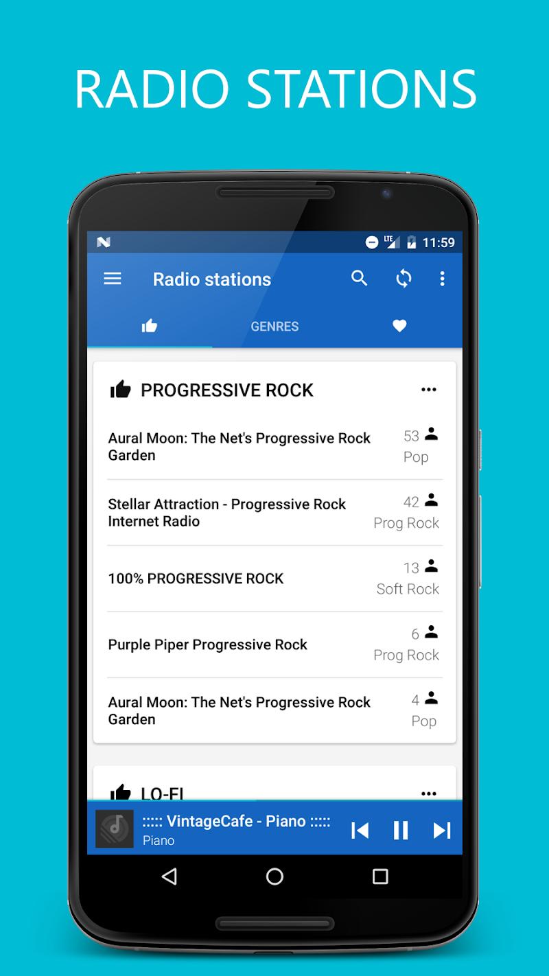 Pixel+ - Music Player Screenshot 3