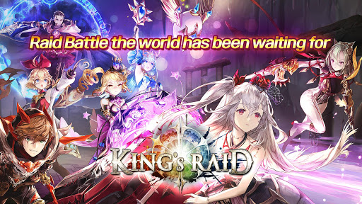 King's Raid  gameplay | by HackJr.Pw 1