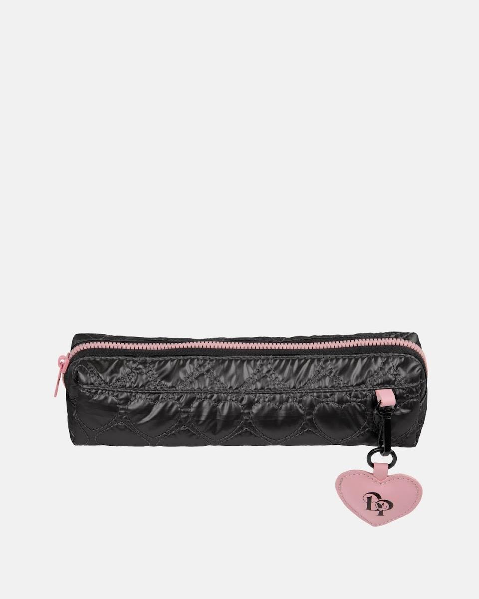 black be still my heart pencil case