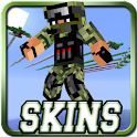Military Skin for Minecraft PE icon