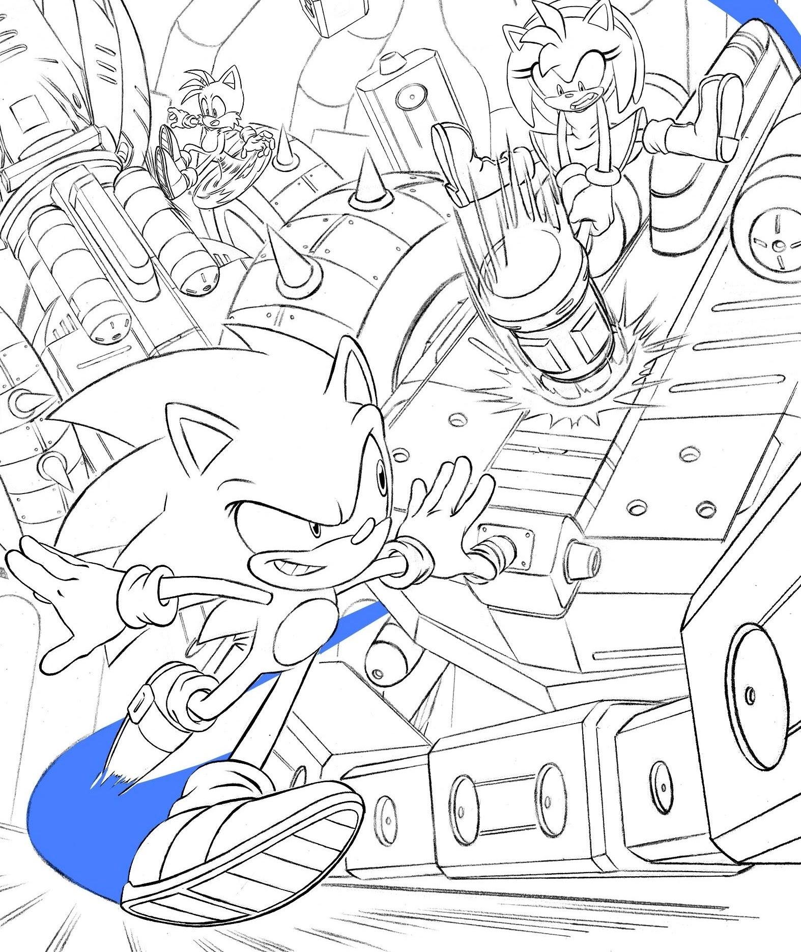 IDW Sonic
