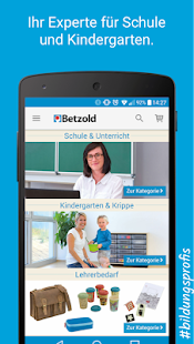 Betzold Schule & Kindergarten- screenshot thumbnail