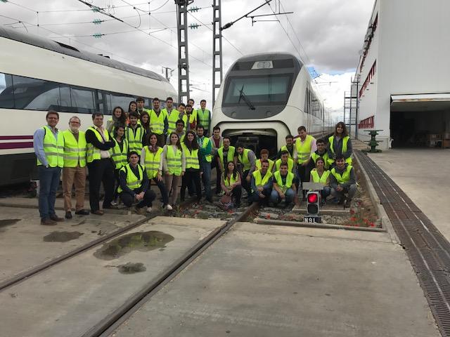 Visita ferroviaria