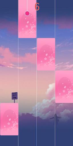 Anime Songs Piano Tiles - Pianist Rhythm Game screenshot 4
