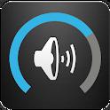 Slider Widget - Volumes icon