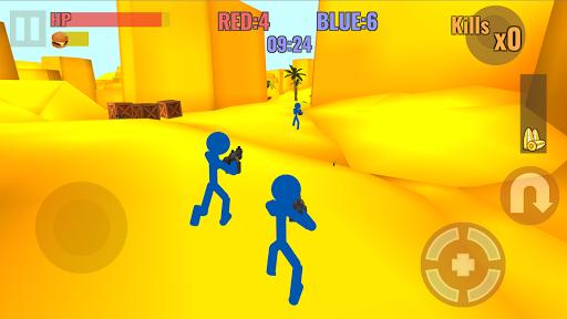 Stickman Counter Zombie Strike 1.02 screenshots 3
